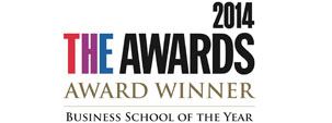 Business school of the Year in 2014